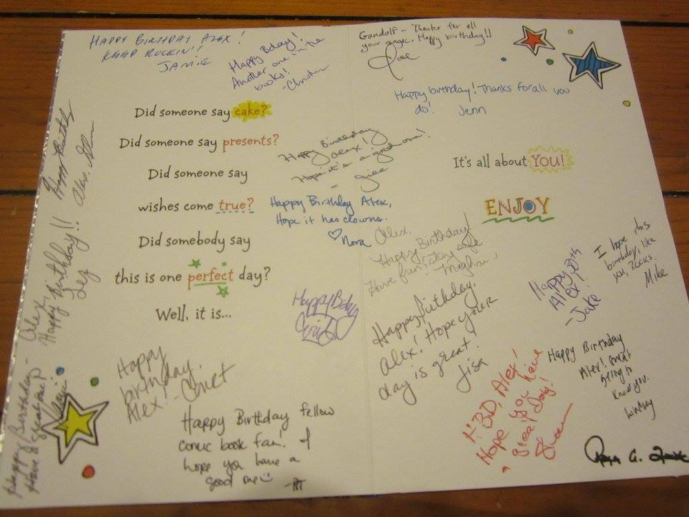 Birthday Blues: The older the bull, the stiffer the horn